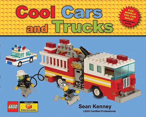 Cool Cars and Trucks By Kenney, Sean